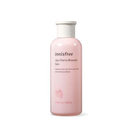 INNISFREE Jeju Cherry Blossom Skin Hidratáló Arctonik 200ml
