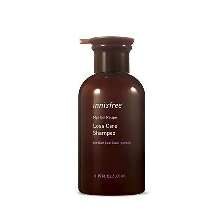 INNISFREE My Hair Recipe Loss Care Sampon (hajhullásra) 330ml