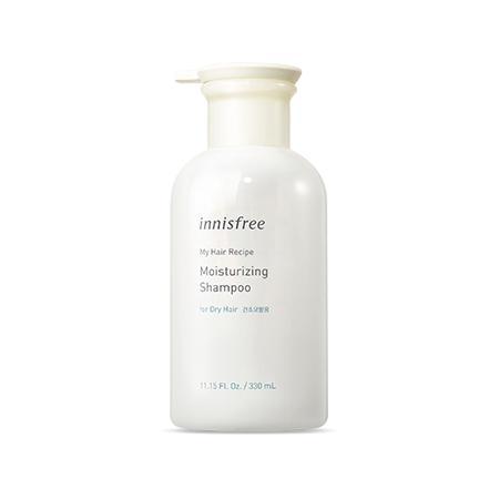 INNISFREE My Hair Recipe Moisturizing Sampon (száraz hajra) 330ml