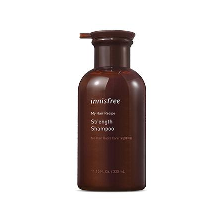 INNISFREE My Hair Recipe Strength Sampon (hajgyökér ápoló) 330ml