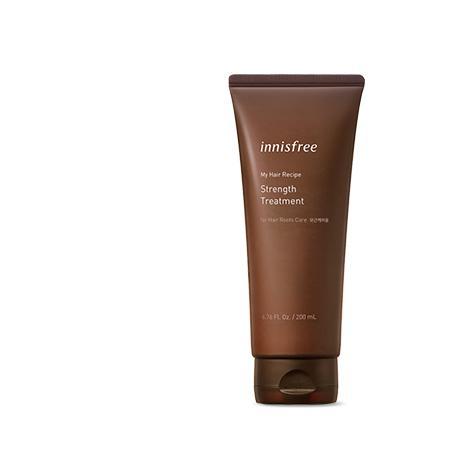 INNISFREE My Hair Recipe Strength Treatment Erősítő Kezelés (vékonyszálú hajra) 200ml