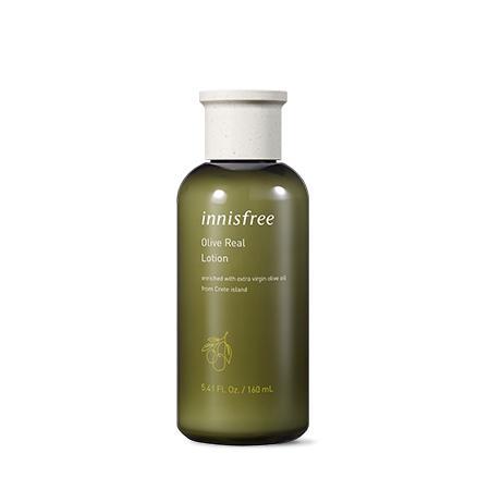 INNISFREE Olive Real Hidratáló Arctej 160ml
