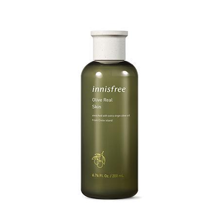INNISFREE Olive Real Skin Hidratáló Arctonik 200ml