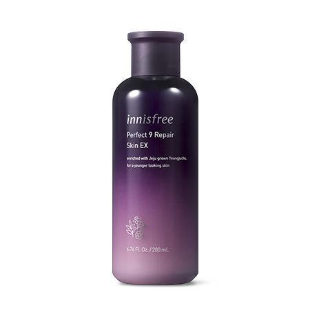 INNISFREE Perfect 9 Repair Skin EX Hidratáló Arctonik 200ml