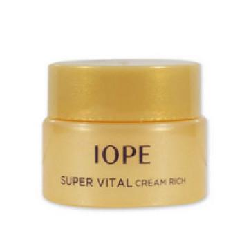 IOPE Super Vital Essential Cream Rich Arckrém 5ml termékminta