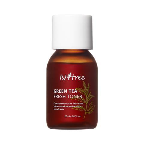 ISNTREE Green Tea Fresh Hidratáló Arctonik mini 20ml