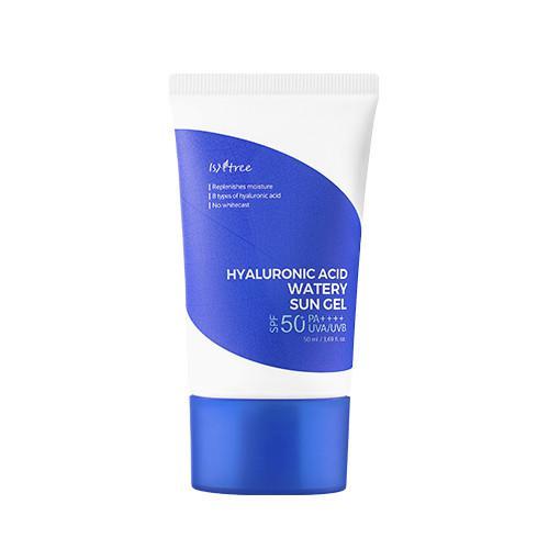 ISNTREE Hyaluronic Acid Watery Sun Fényvédő Gél 50ml (SPF50+ PA++++)