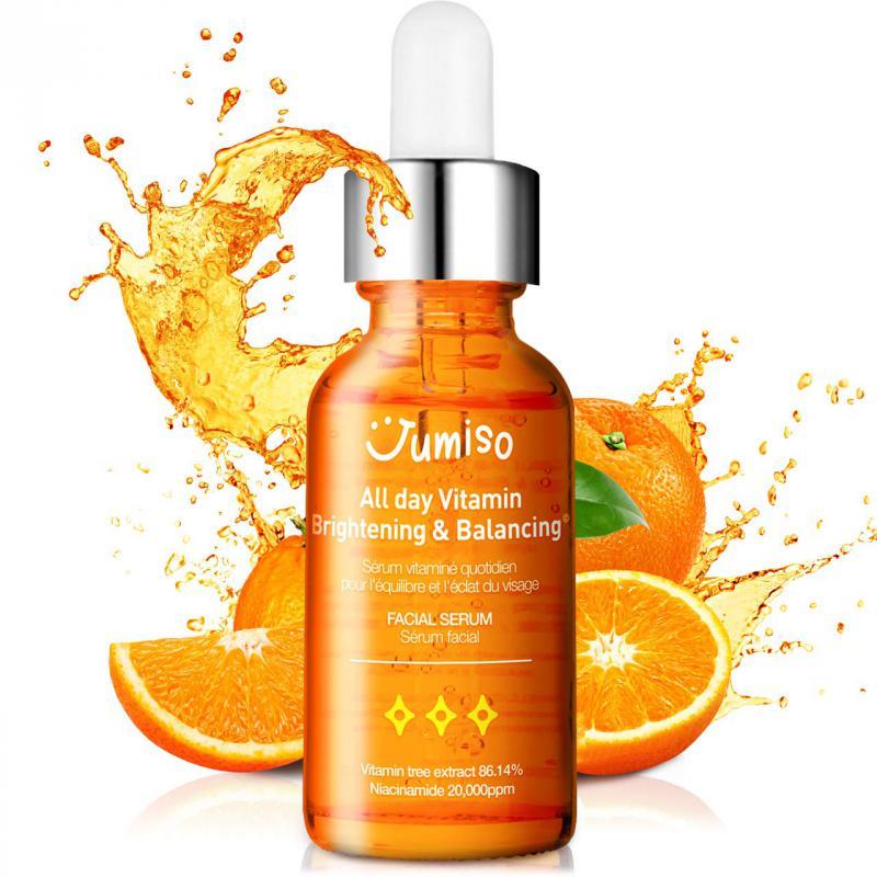 JUMISO All Day Vitamin Brightening & Balancing Szérum 30ml