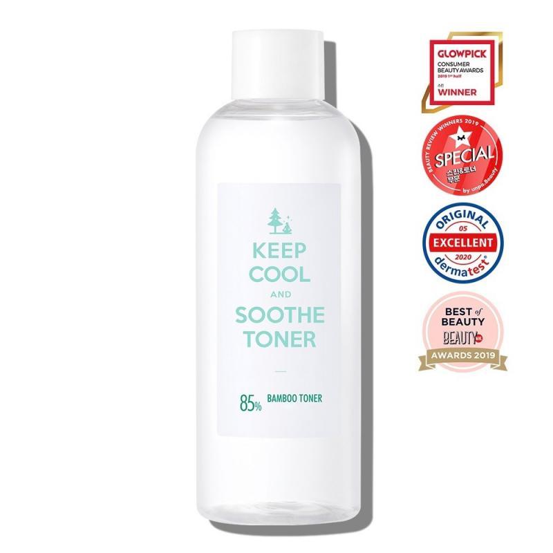 KEEP COOL Soothe Bamboo Hidratáló Arctonik 160ml