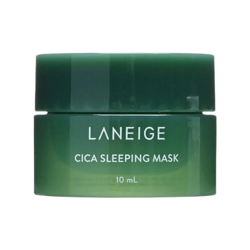 LANEIGE Cica Sleeping Mask Éjszakai Arcmaszk mini 10ml