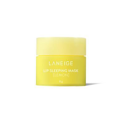 LANEIGE Lip Éjszakai Ajakápoló Maszk (Lemon) mini 8g