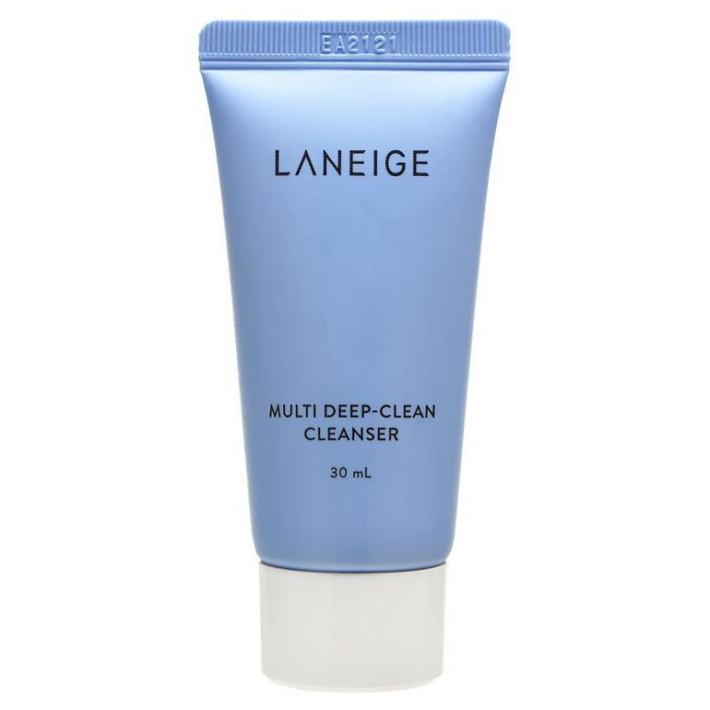 LANEIGE Multi Deep-Clean Cleanser Arctisztító Hab mini 30ml