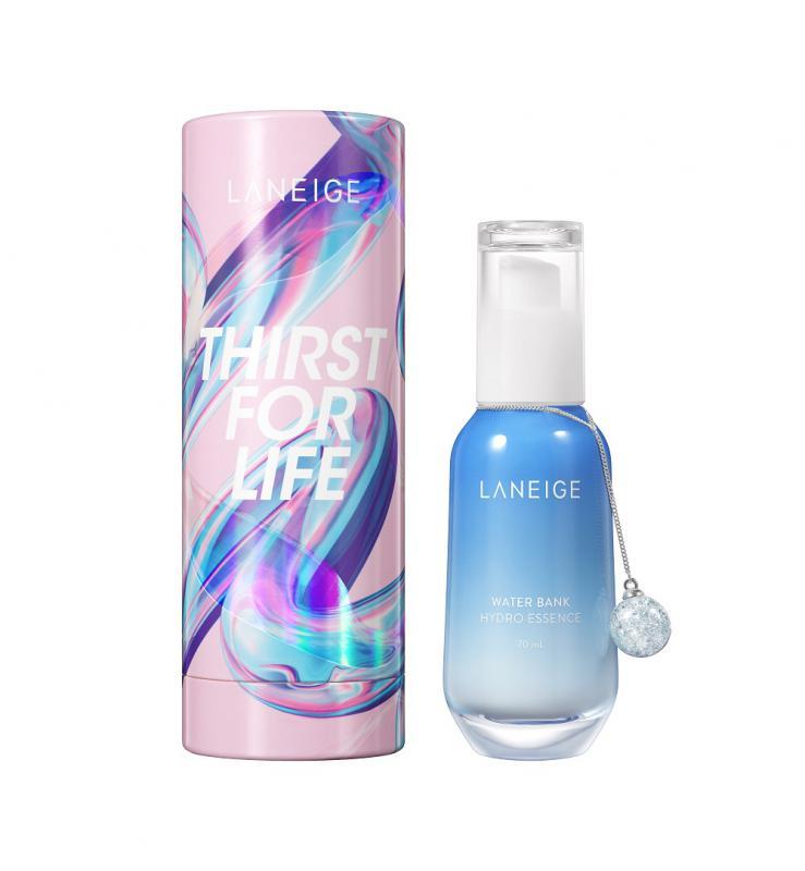 LANEIGE Water Bank Esszencia - Hydro 70ml (zsíros bőrre)