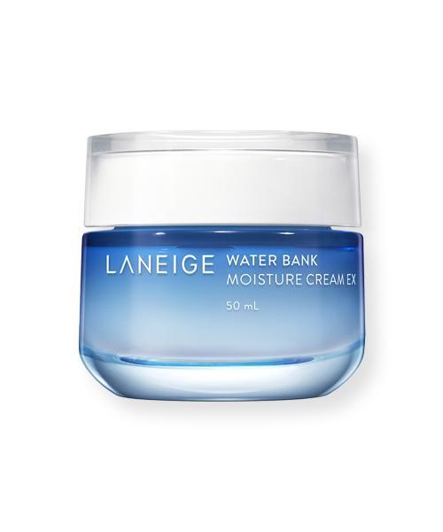 LANEIGE Water Bank EX Arckrém - Moisture 50ml (száraz bőrre)