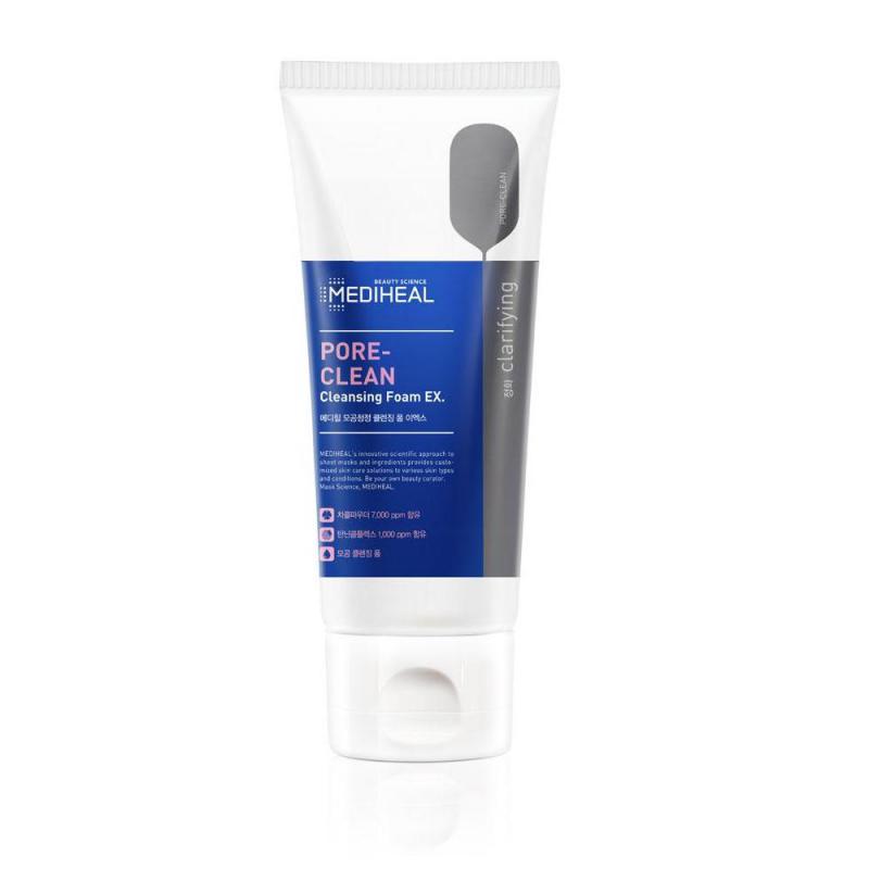 MEDIHEAL Arctisztító Hab EX - Pore-Clean (tisztító) 170ml