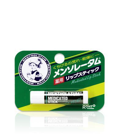 MENTHOLATUM Medicated Lip Stick Ajakbalzsam - Menthol