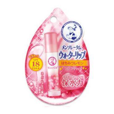 MENTHOLATUM WaterLip Ajakbalzsam - Honey Lemon SPF18 PA++