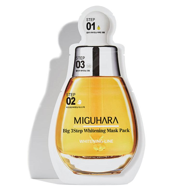 MIGUHARA Big 3 Step Arcmaszk - Whitening