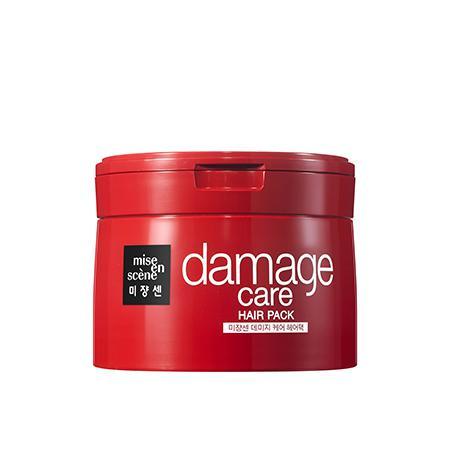 MISE EN SCENE Damage Care Rose Protein - Hajpakolás (sérült hajra) 150ml