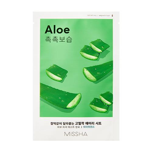 MISSHA Air Fit Arcmaszk - Aloe 19g