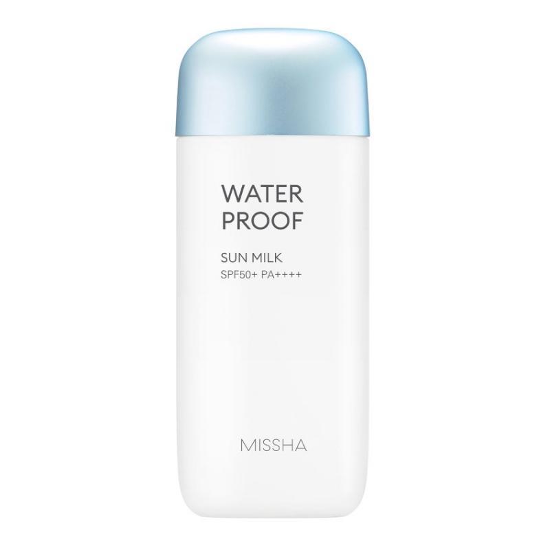 MISSHA All Around Safe Block Fényvédő Tej - Water Proof 70ml (SPF50+/PA++++)