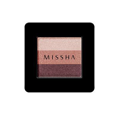 MISSHA Triple Shadow Szemhéjfesték - No.05 Vintage Plum