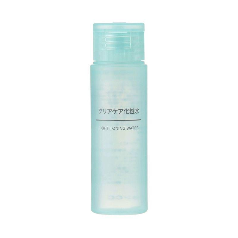 MUJI Clear Care Light Hidratáló Arctonik - Original mini 50ml