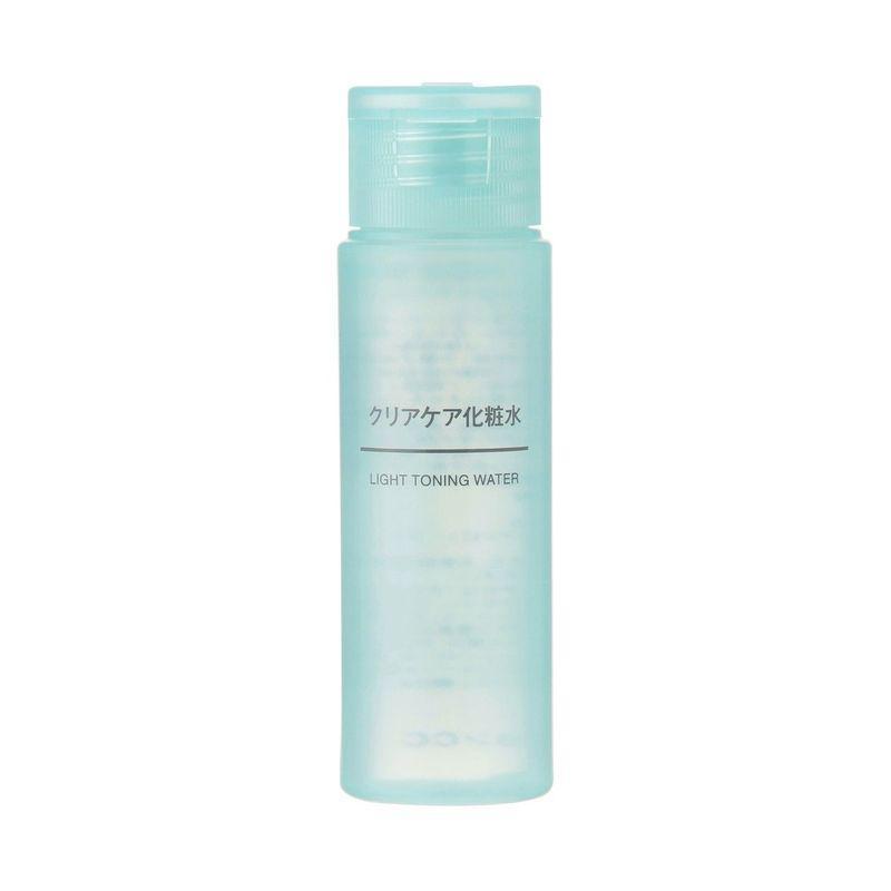 MUJI Clear Care - Light Hidratáló Arctonik - Original mini 50ml