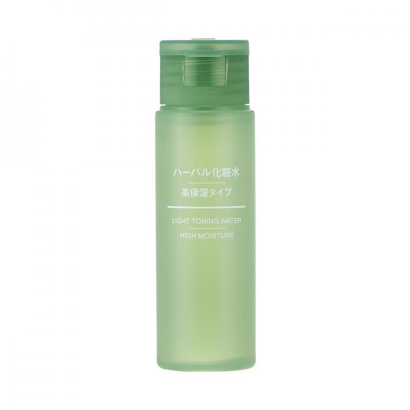 MUJI Herbal Light Hidratáló Arctonik (High Moisture) mini 50ml