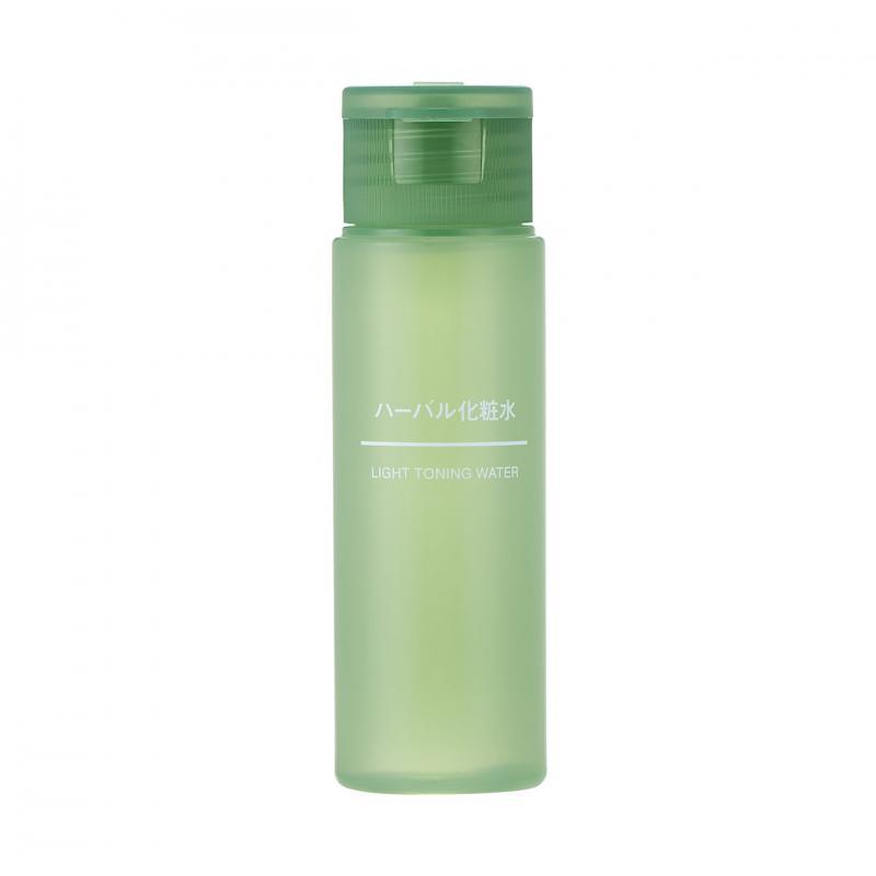 MUJI Herbal Light Hidratáló Arctonik (Light) mini 50ml