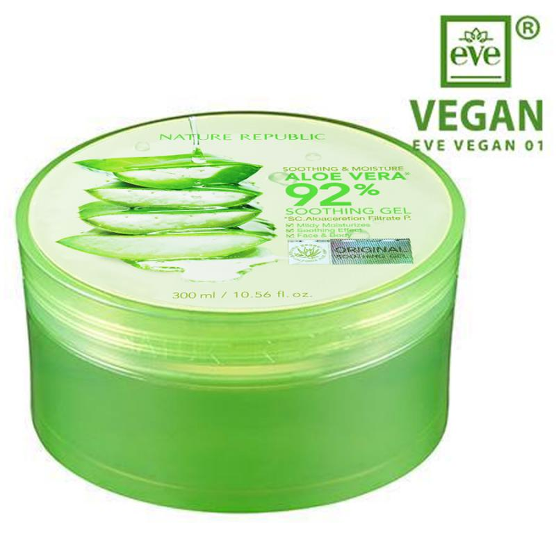 NATURE REPUBLIC Aloe Vera Gél 300ml