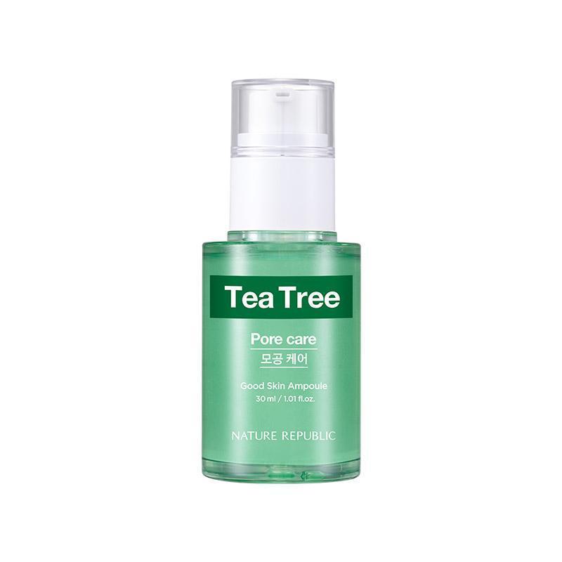 NATURE REPUBLIC Good Skin Ampoule Szérum - Tea Tree 30ml