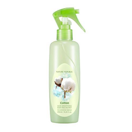 NATURE REPUBLIC Skin Smoothing Test Peeling Permet - Cotton 250ml
