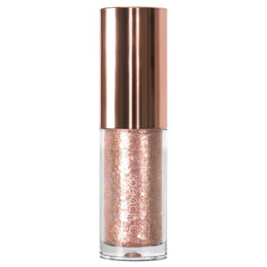 PEACH C Champagne Eye Glitter #02 Valentine Pink