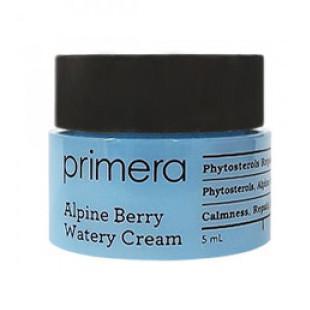 PRIMERA Alpine Berry Watery Arckrém 5ml termékminta