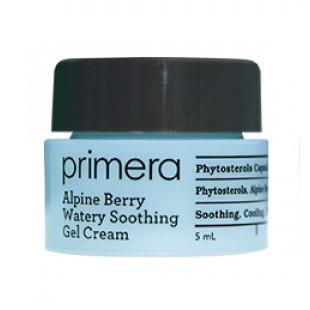 PRIMERA Alpine Berry Watery Soothing Gél Arckrém 5ml termékminta