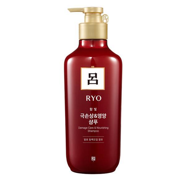 RYO Damage Care & Nourishing Sampon (sérült hajra) 550ml