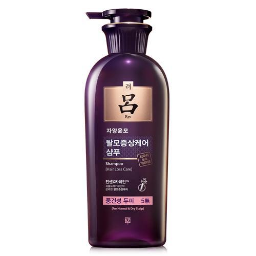 RYO Hair Loss Care Sampon - Normál és Száraz Fejbőrre 400ml