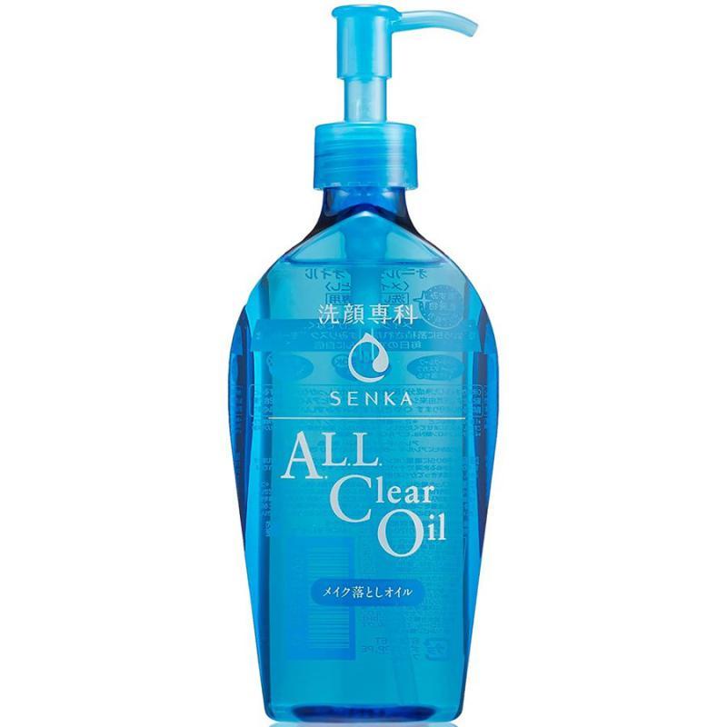 SENKA All Clear Oil Arctisztító Olaj 230ml