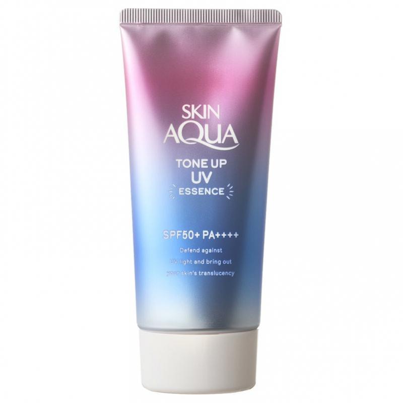 SKIN AQUA Tone Up UV - Fényvédő Esszencia (Levendula) 80g SPF50+ PA++++