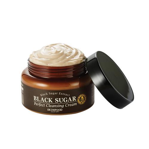 SKINFOOD Black Sugar Perfect Arctisztító Krém 230ml