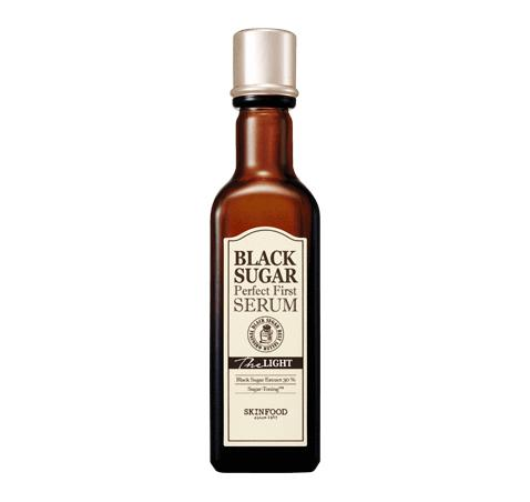 SKINFOOD Black Sugar Perfect First Szérum - The Light 120ml