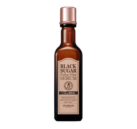 SKINFOOD Black Sugar Perfect First Szérum - The Mild 120ml