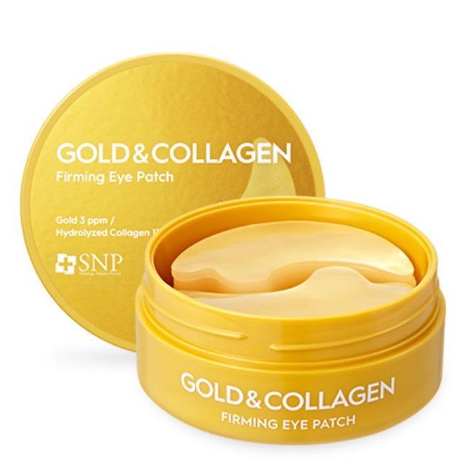 SNP Gold Collagen Szemkörnyék Maszk (60db)