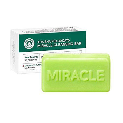 SOME BY MI AHA-BHA-PHA 30 Days Miracle Arctisztító Szappan mini 30g