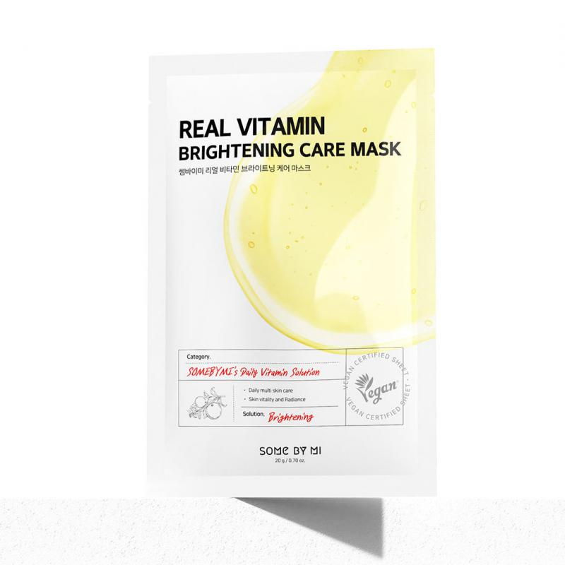 SOME BY MI Real Vitamin Brightening Care Arcmaszk 20g