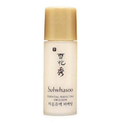 SULWHASOO Essential Perfecting Emulzió 5ml termékminta