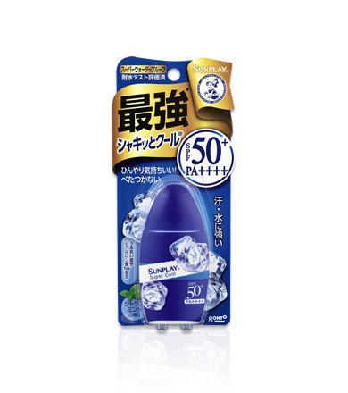SUNPLAY Fényvédő - Super Cool 30g (SPF50+ PA++++)