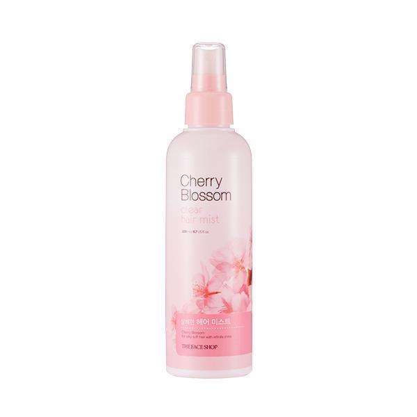 THE FACE SHOP Cherry Blossom Clear Hajpermet 200ml