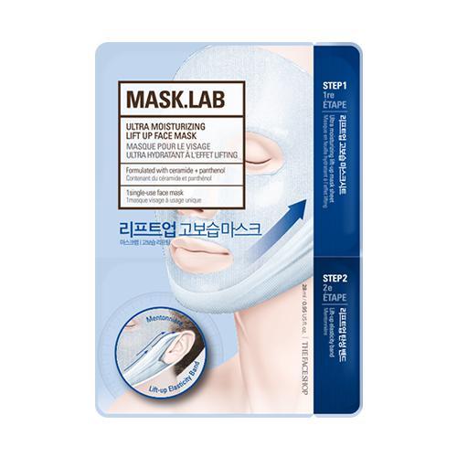 THE FACE SHOP Mask.Lab Toka Feszesítő Maszk + Ultra Hidratáló Arcmaszk 28ml